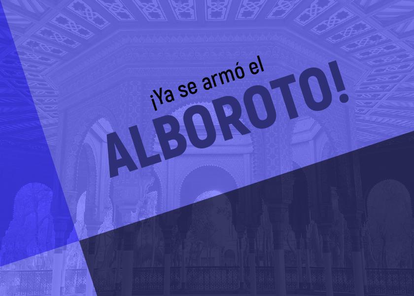 Alboroto