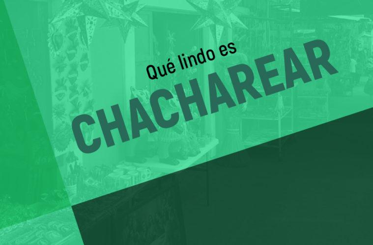 Chacharear