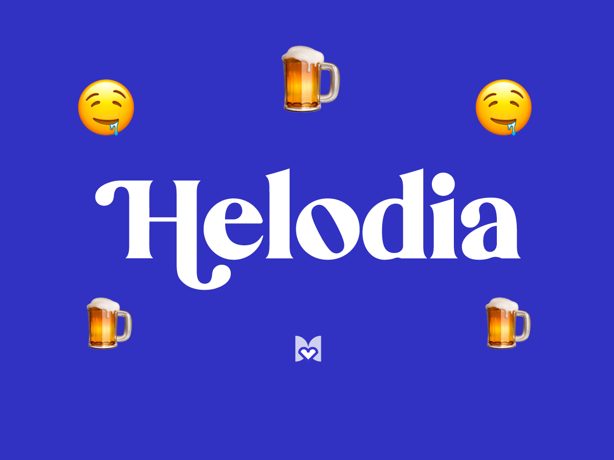 Helodia significado frase mexicana