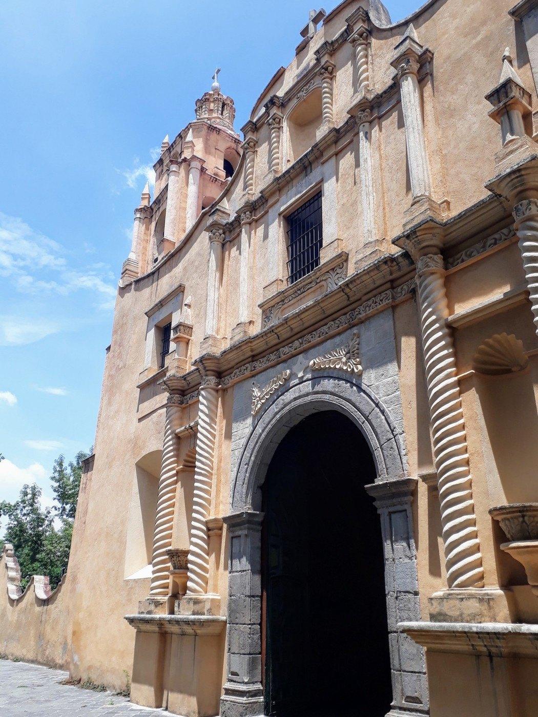 Parroquia San Agustín de las Cuevas