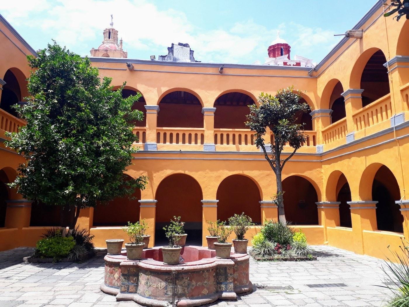 Parroquia de San Agustin de las Cuevas
