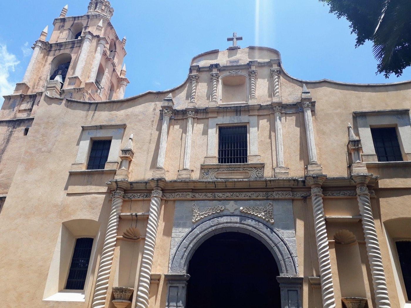 Parroquia San Agustin de las cuevas