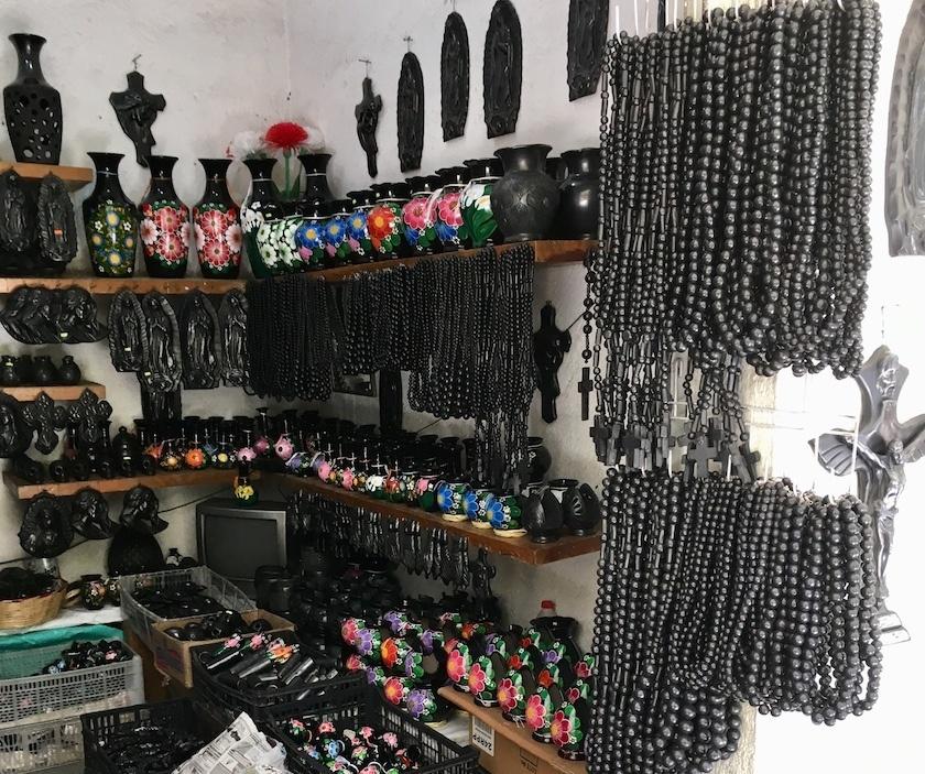 Barro Negro Oaxava, unaa rtesanía mexicana en San Bartolo Coyotepec