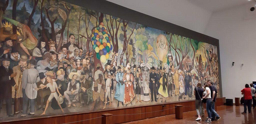 Museo Mural Diego Rivera El Rescate De Un Sueno Mexico Chulo